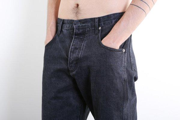 Bare Knuckles Straight Leg Denim Jeans