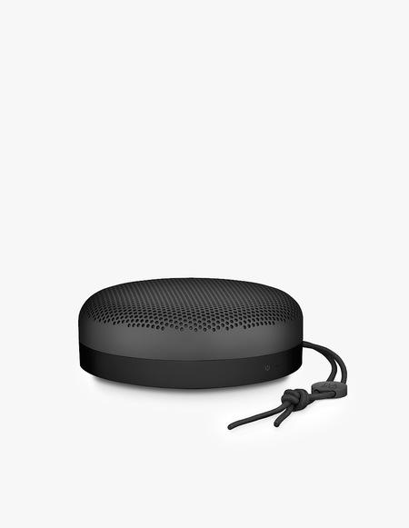 Bang & Olufsen A1 speakers - Black