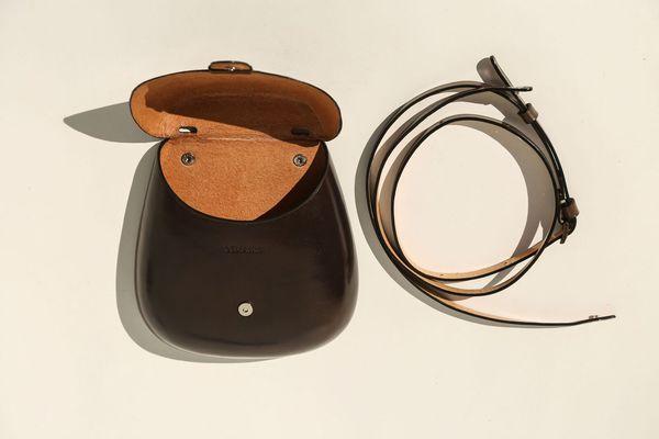 Lemaire Cartridge Bag - Grey