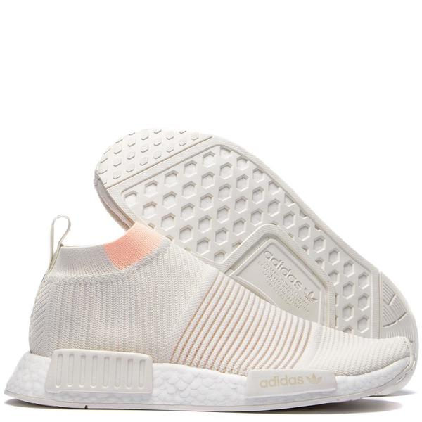1fcea8ec8615c adidas Women s NMD CS1 PK   Cloud White