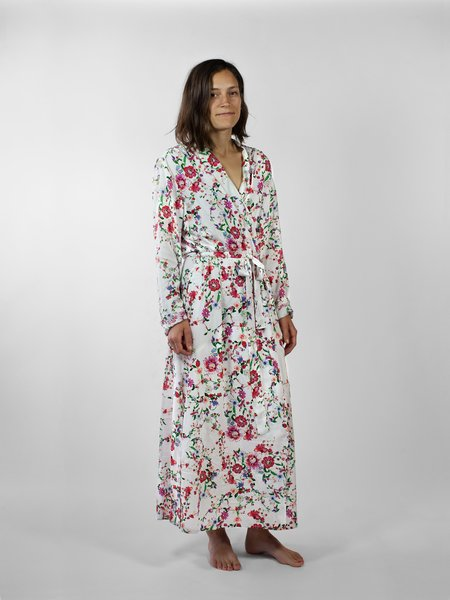 Nahanni Arntzen Robe Dress - French Floral
