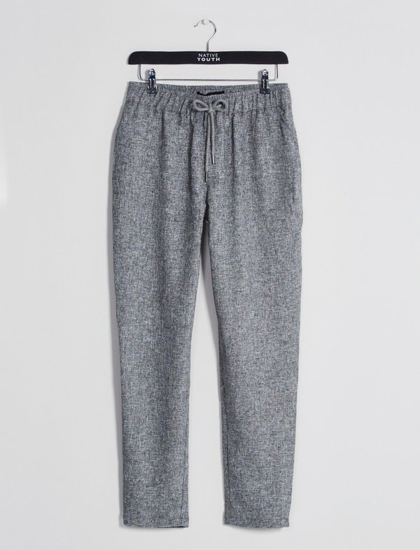quality and quantity assured the best attitude newest Native Youth Mawgan Jogger Pant - GREY on Garmentory