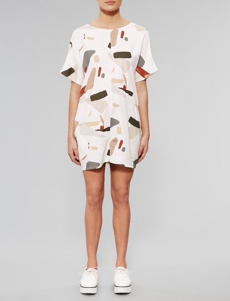 Native Youth Organic Displacement Romper