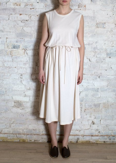 Hansel from Basel Jersey Alicia Dress - Oat