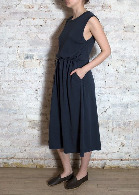 Hansel from Basel Jersey Alicia Dress - Washed Navy