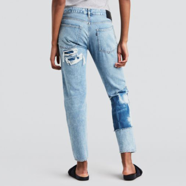 Levi's Made & Crafted Beau Crush Taper - Tidal Wave