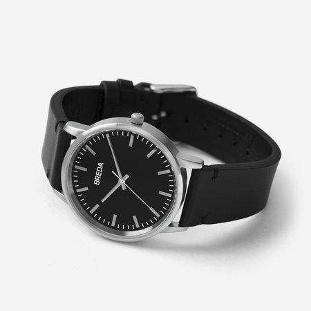 Breda Zapf Watch - BLACK