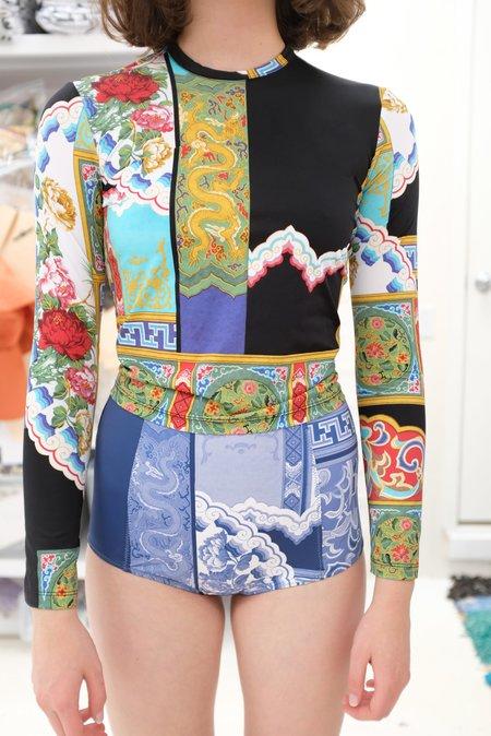 Rachel Comey Keena Bottom Suit - Blue