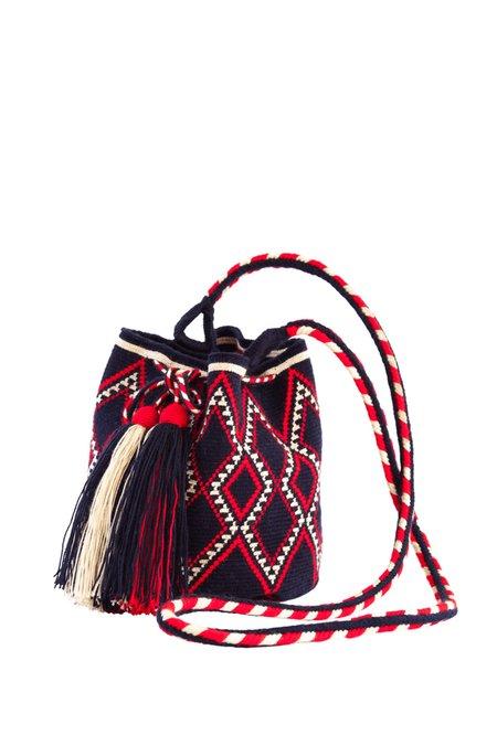 Sailor Mini Wayuu Mochila Bag