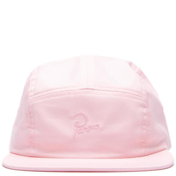 0c168830a9e By Parra Signature 5 Panel Volley Hat - Pink