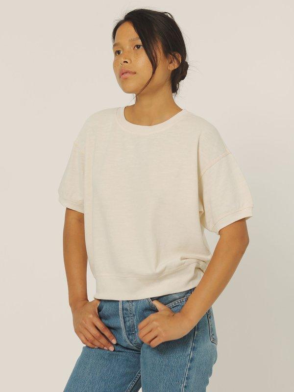 Calder Blake Joni Sweatshirt - Creme