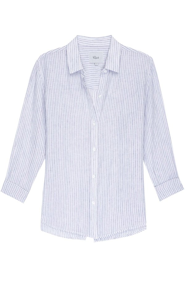 ec8f7107148a Sydney Sparkler Lurex Stripe Shirt. sold out. Rails · Dresses