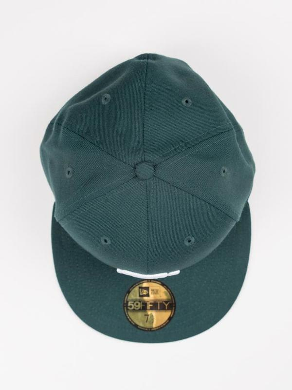 ddb35f55709 Reigning Champ New Era RC Embroidered Hat - Court Green White. sold out. Reigning  Champ