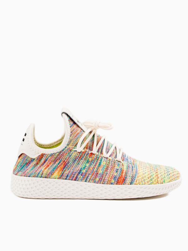 cb4c813bb8b73 Adidas x Pharrell Williams Tennis Hu Primeknit Sneakers