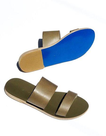 KYMA Delos Sandals - Army Green