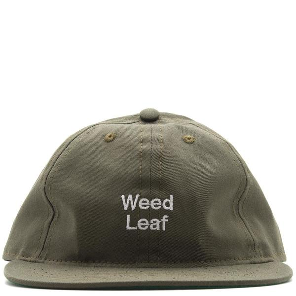 f3b41ce8c9a0f Mister Green x Cody Hudson Weed Leaf Cap - Faded Army on Garmentory