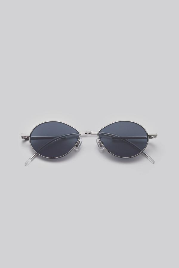 15869966d20 Gentle Monster Cobalt 02 (N) Sunglasses - Silver Navy