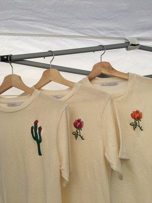 BETWEEN TEN Wildflower or Cactus Patch T-Shirt