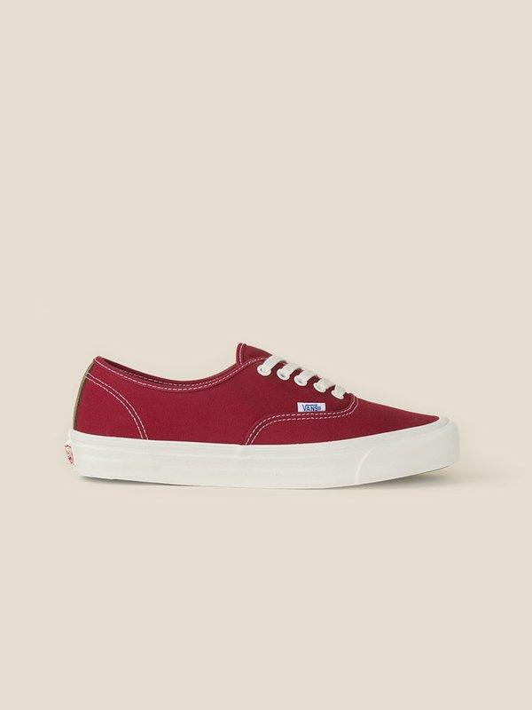 VANS VAULT OG Authentic sneaker - Chili Pepper Teak  5864a0905