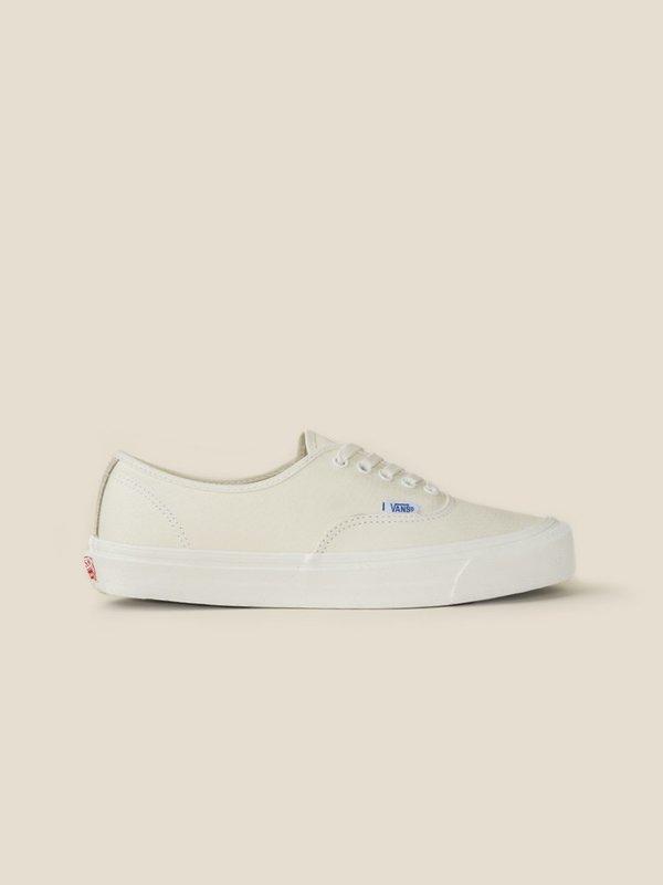 2ff7cabfb1f Vans Vault OG Authentic LX Classic Sneaker - White Safari