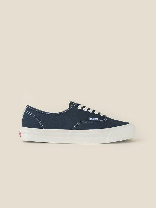 214b8e0c155 Vans Vault OG Authentic LX Dress Sneaker - Blue Wrought Iron