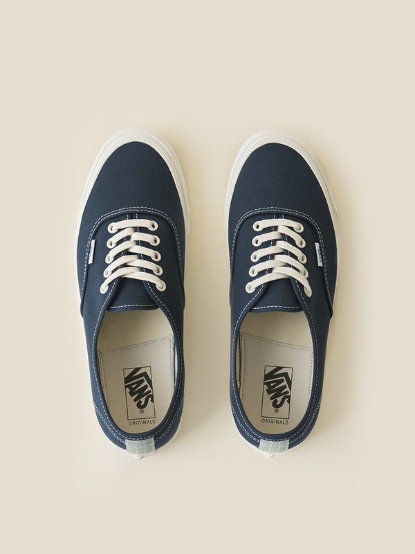 bff9fde4dba Vans Vault OG Authentic LX Dress Sneaker - Blue Wrought Iron.  60.00. VANS