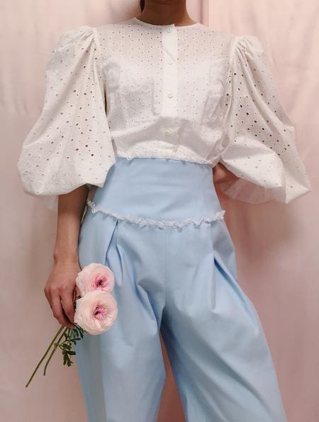 Fiola la Flore Sugar plum fairy pants - blue