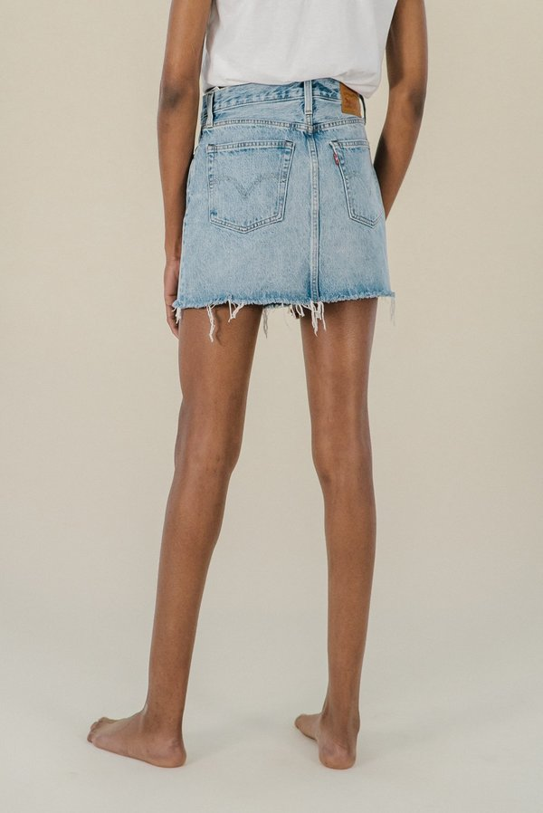 156efe23c Levi's Deconstructed Skirt - Desperate Measures. $98.00. Levi's