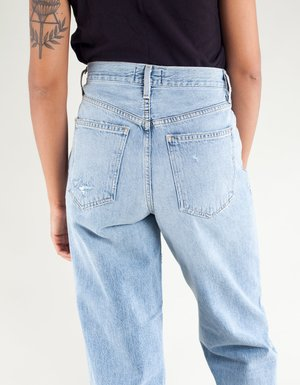 Agolde Baggy Upsized Jean - Burgess
