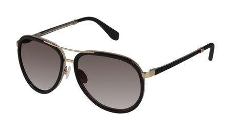 Kate Young for Tura Emmanuel Sunglasses - Black