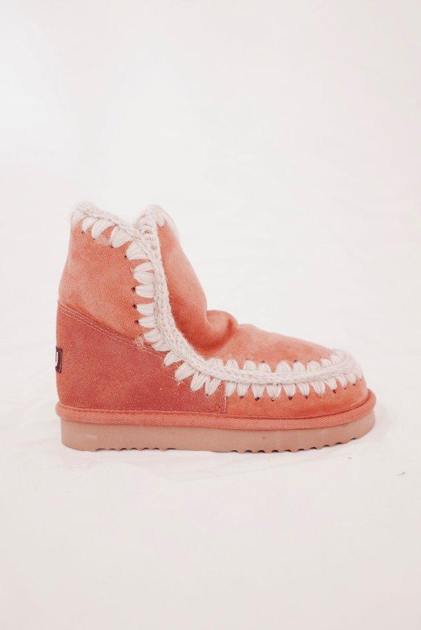 6e1a50b6264 Mou Eskimo 18cm Boot - Guava Pink