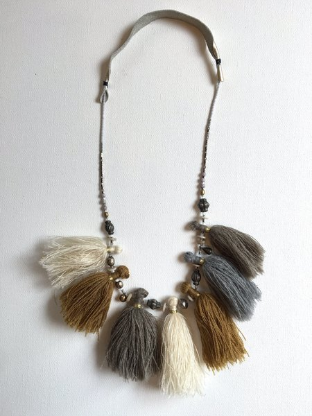 Ariel Clute Morning Fog Necklace