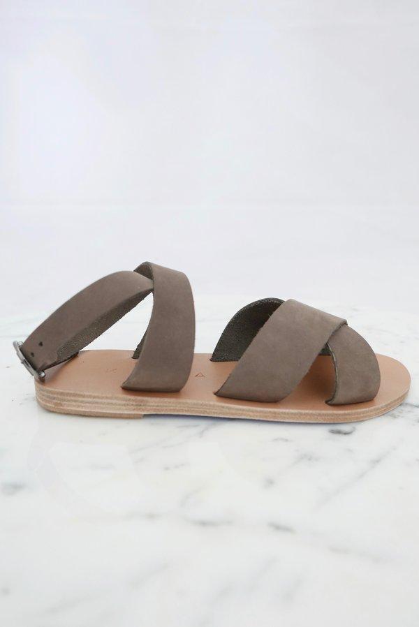 dbd968a75d3c KYMA Patmos Sandals - Grey Suede