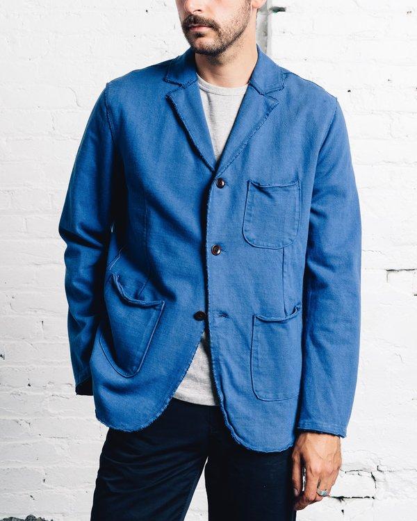 Kapital High Density Hobo Jacket - Blue
