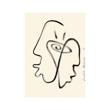 LouLou Avenue Share a Passion Art Print