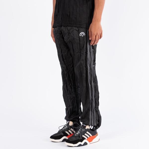 ADIDAS ORIGINALS ADIBREAK SNAP PANTS BLACK on Garmentory