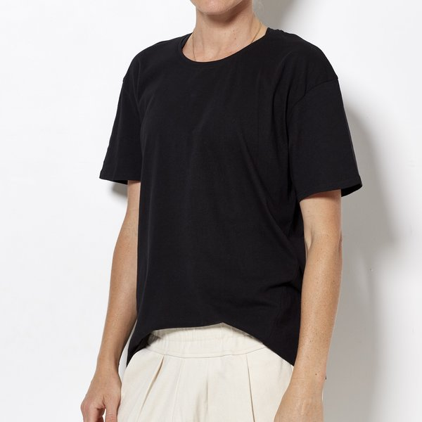 Kowtow Crew Neck Tee - Black