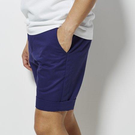 Footage Newport Slim Shorts - Indigo
