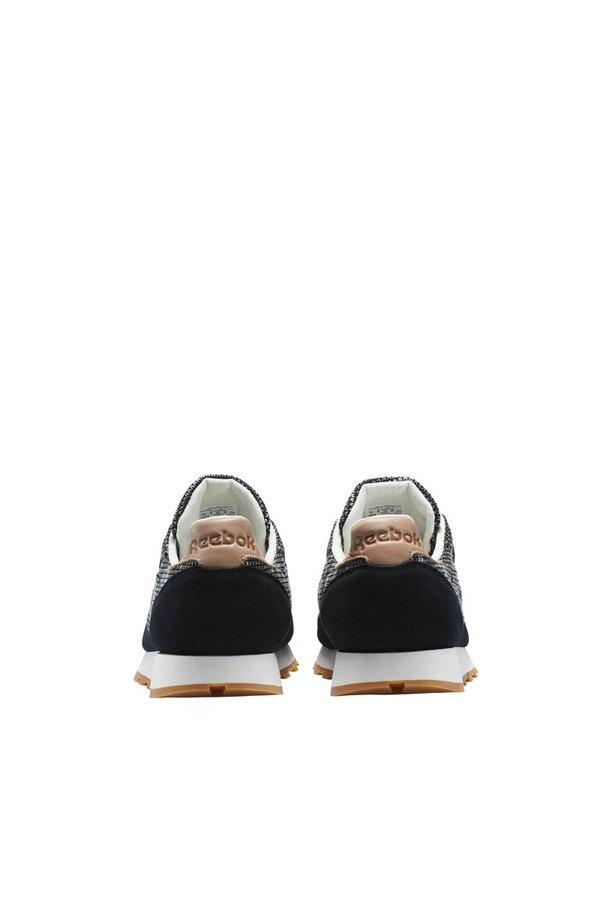 902ff1d29f24 Reebok Classic Leather EBK Sneakers - Black   Stark Grey   Sand.   117.00 59.00. Reebok
