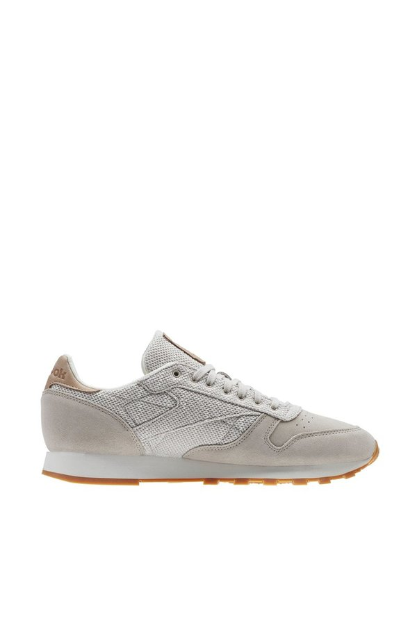 1395ad75190 Reebok Classic Leather EBK Sneakers - Sandstone   Chalk   Gum ...