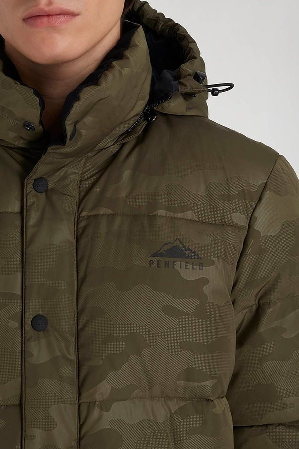 91190b983459b Penfield Equinox Camo Jacket - Olive   Garmentory