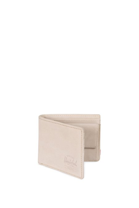 Unisex Herschel Supply Co Hank / Coin Wallet - Incense Leather