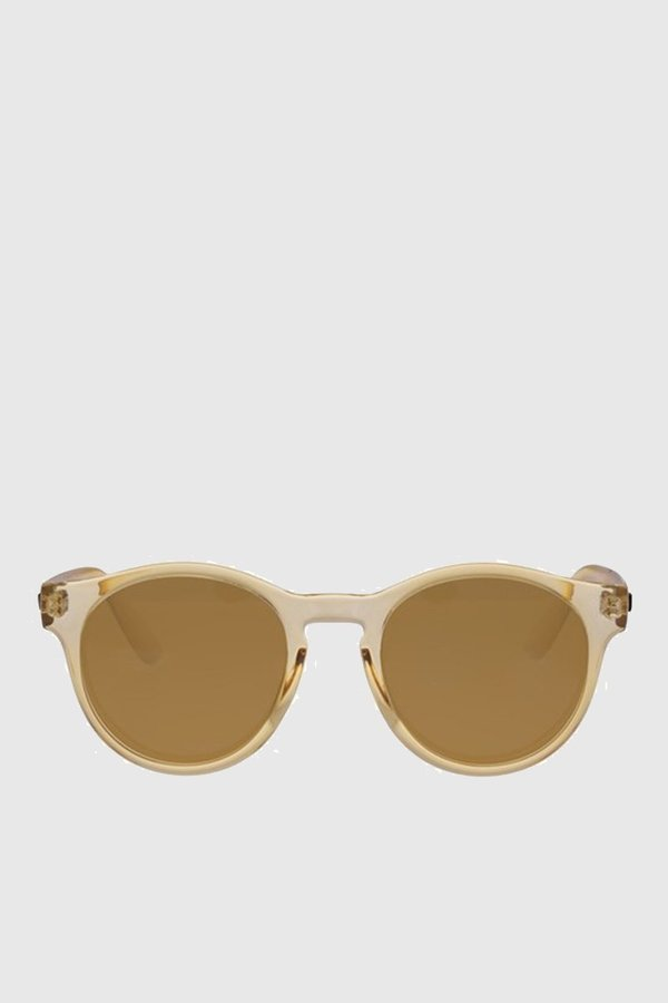 5757996803e75 Unisex Le Specs Hey Macarena sunglasses - Blonde Brown Mono