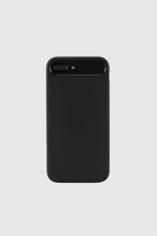 quality design f4637 eb6f7 Incase Icon II Case for iPhone 7 Plus - Black Pebbled Leather on Garmentory