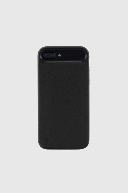 Incase Icon II Case for iPhone 7 Plus - Black Pebbled Leather