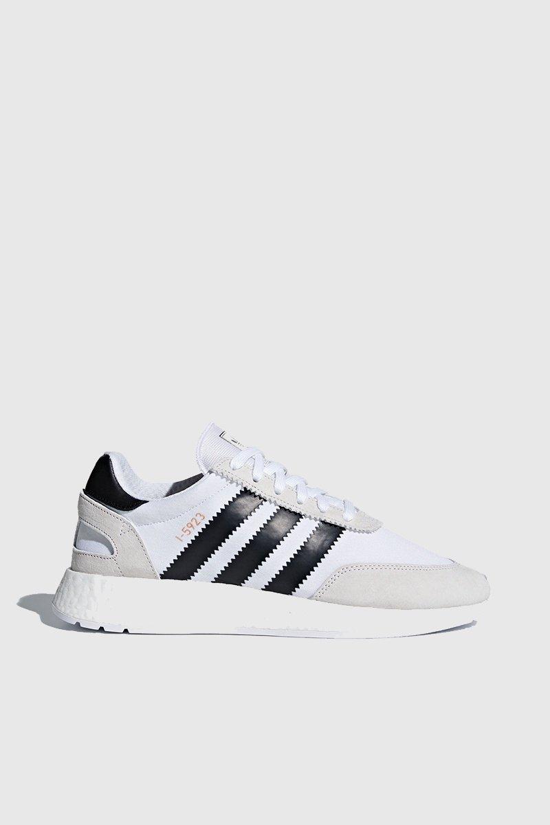 adidas white iniki