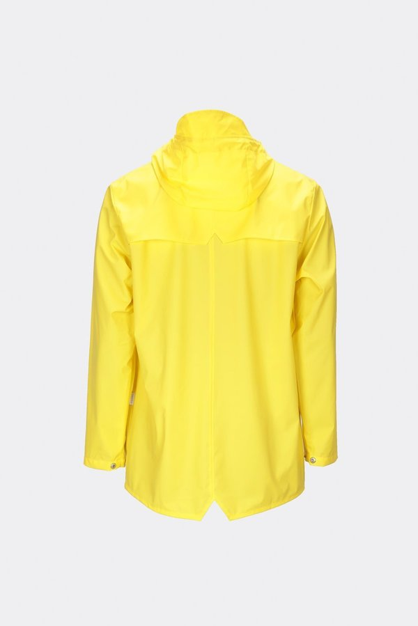 Rains Jacket - Yellow