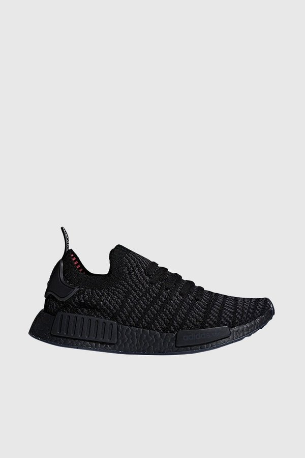 Adidas Originals Nmd R1 Stlt Primeknit Sneakers Core Black