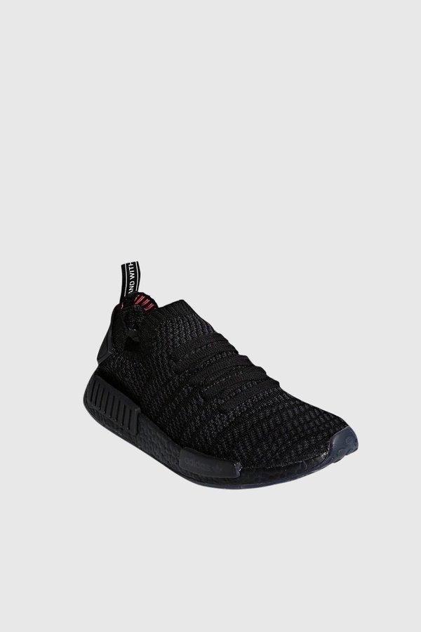 Adidas Originals Nmd R1 Stlt Primeknit Sneakers Core Black