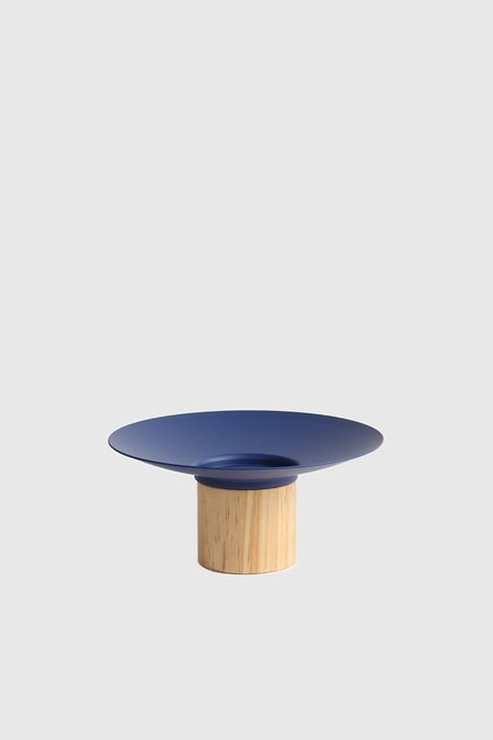 Good Thing Platform Bowl - Blue